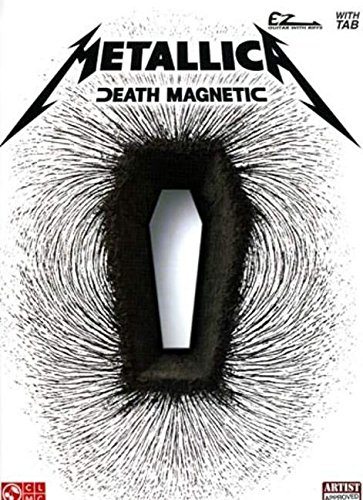 9781603781077: Metallica - Death Magnetic: Easy Guitar with Notes and Tab (Easy Guitar With Notes & Tab)