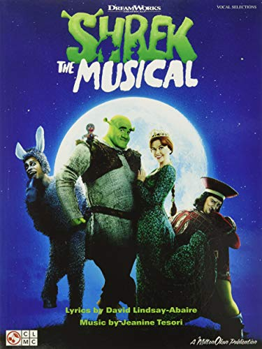 Shrek The Musical Vocal Selections Pvg: Various