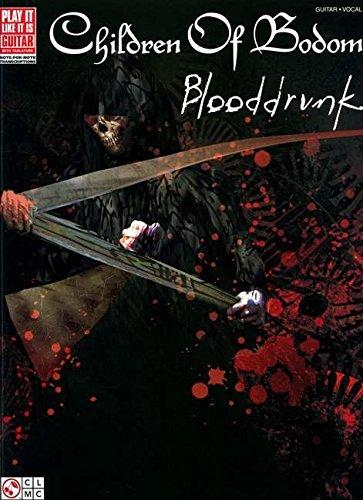 9781603781534: CHILDREN BODOM BLOODDRNK (Play It Like It Is Guitar)