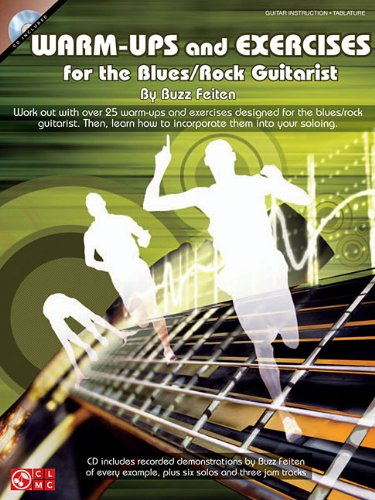 9781603781787: Warm-Ups and Exercises for the Blues/Rock Guitarist