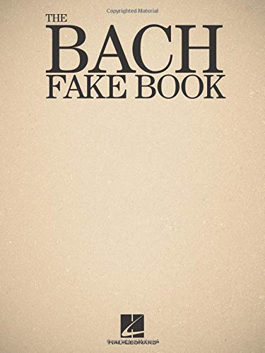 9781603781794: The Bach Fake Book (Sheet Music)
