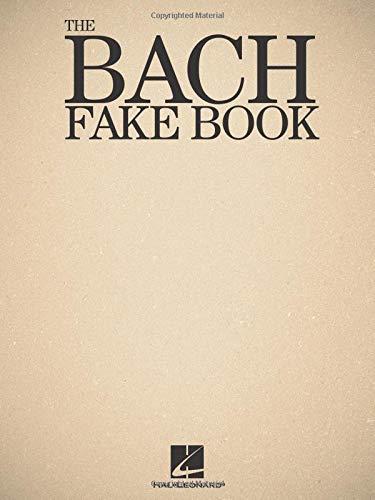 The Bach Fake Book (Fake Books)