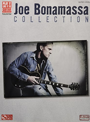 9781603782395: Joe Bonamassa Collection