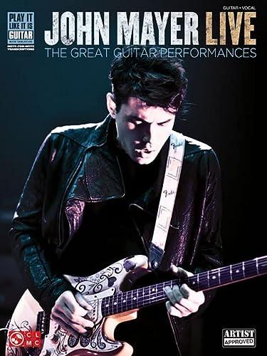 9781603782425: Mayer John Live Play It Like It Is Gtr Tab Book
