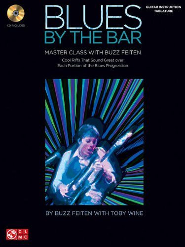 9781603782623: Blues By The Bar - Master Class With Buzz Feiten (Book/Cd)