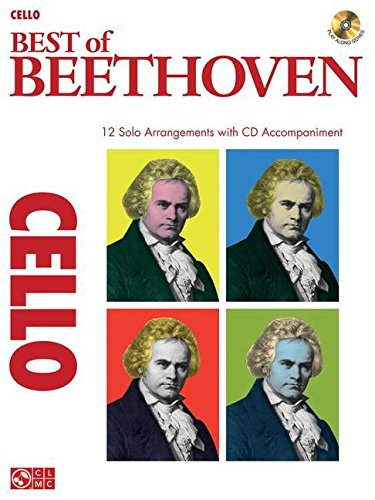 9781603782746: Best of beethoven - cello violoncelle+CD