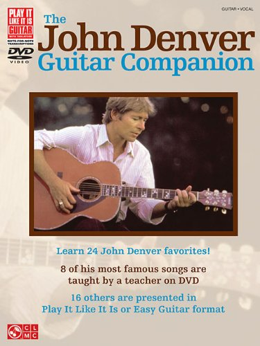 9781603782920: The John Denver Guitar Companion (Play It Like It Is Guitar)