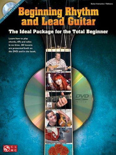 9781603782944: Beginning Rhythm And Lead Guitar Book/Dvd