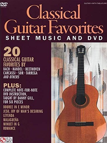 9781603783149: Classical Guitar Favorites Guitare +DVD