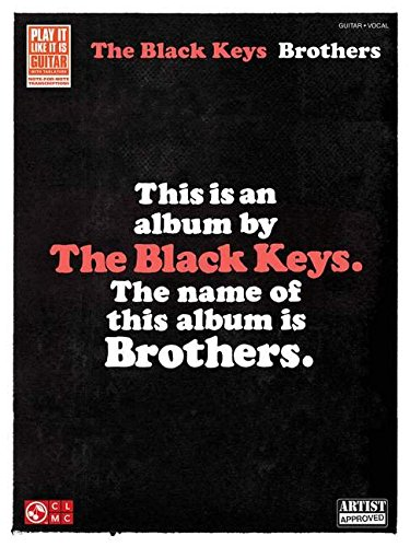 9781603783248: The Black Keys - Brothers (Play It Like It Is Guitar)