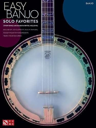 Easy Banjo Solo Favorites: Streeter, Harold