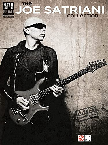 9781603783781: The Joe Satriani Collection