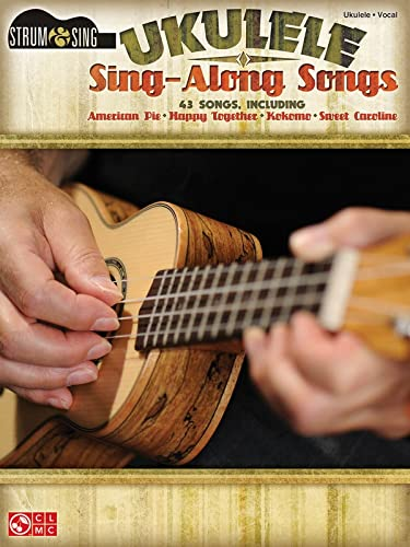 9781603783873: Ukulele Sing-Along Songs (Strum and Sing Series)