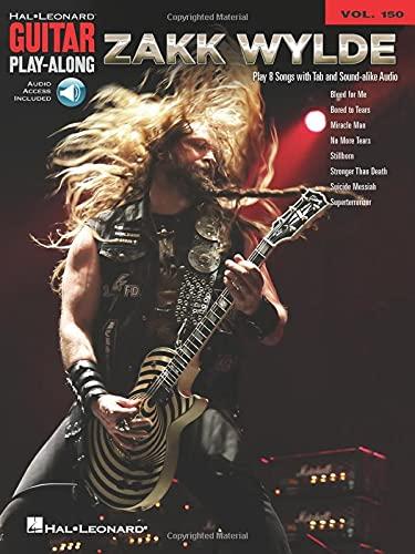 9781603783941: Zakk Wylde - Guitar Play-Along Volume 150 (Book/CD)