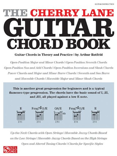 9781603784054: The Cherry Lane Guitar Chord Book: Guitar Chords in Theory and Practice