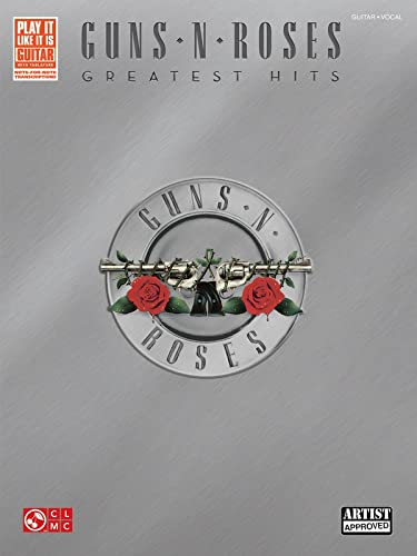 9781603784306: Guns N Roses Greatest Hits (Play It Like It Is Guitar)