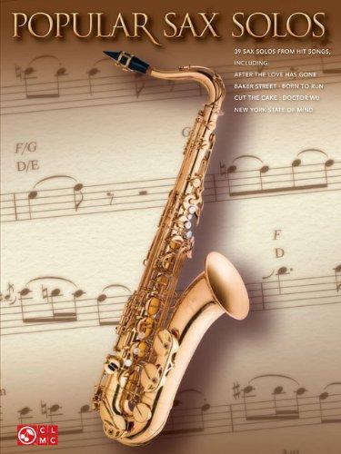 9781603784313: Popular Sax Solos