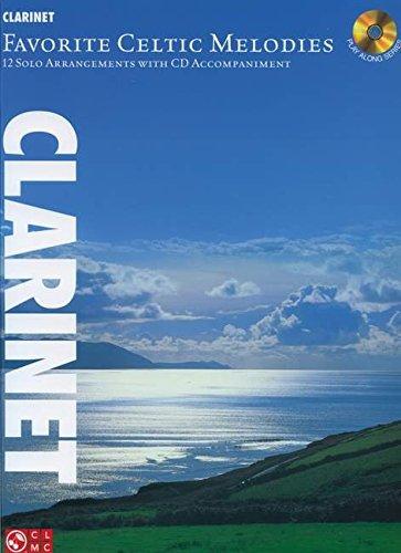 Favorite Celtic Melodies: 12 Solo Arrangements with CD Accompaniment (Favourite Celtic Melodies)