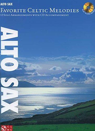 9781603785280: Favorite Celtic Melodies: 12 Solo Arrangements with CD Accompaniment