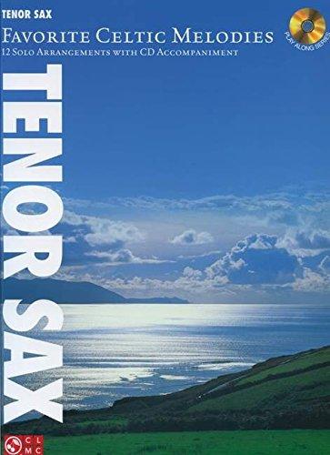 9781603785297: Favorite Celtic Melodies: 12 Solo Arrangements with CD Accompaniment