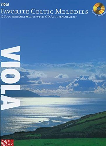 9781603785341: Favorite Celtic Melodies - Viola