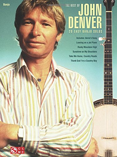 9781603789608: The Best of John Denver: 20 Easy Banjo Solos