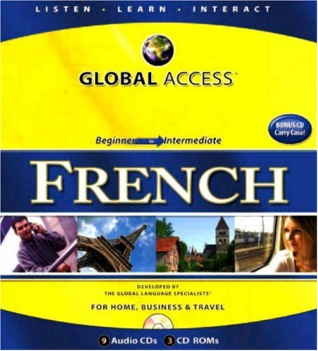 9781603790345: Global Access Interactive French (French Edition)