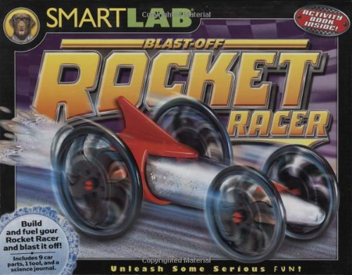 9781603800235: SMARTLAB: Blast Off Rocket Racer