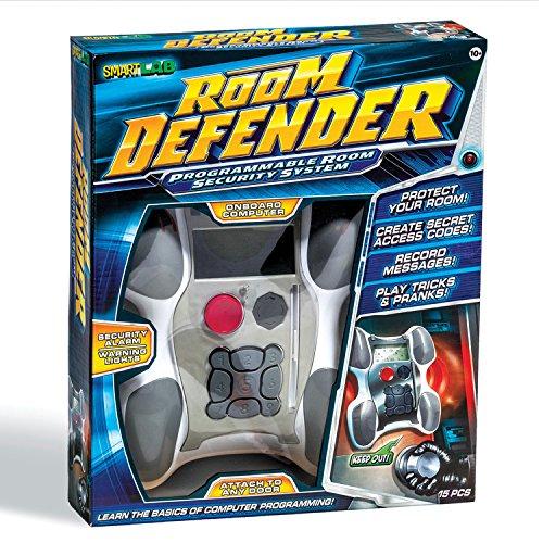 Room Defender: Programmable Room Security System: Smartlab, Creative Team