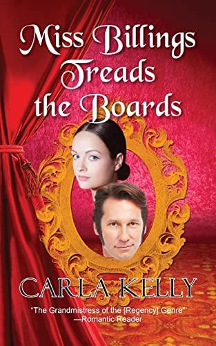 9781603819152: Miss Billings Treads the Boards