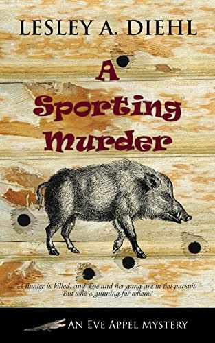 9781603819398: A Sporting Murder (Eve Appel Mystery)