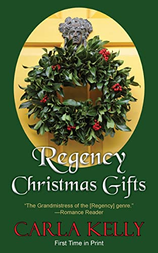 9781603819947: Regency Christmas Gifts: Three Stories