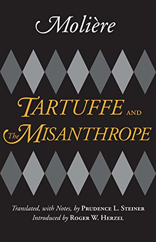 tartuffe and the misanthrope hackett classics