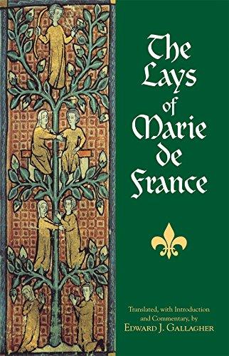 9781603841887: The Lays of Marie de France (Hackett Classics)