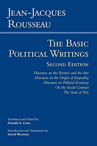 Basic Political Writings: Cress Donald A.