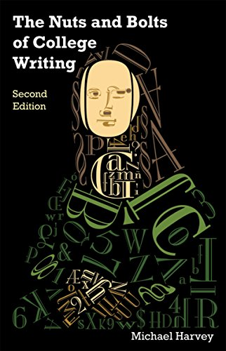 9781603848992: The Nuts and Bolts of College Writing (Hackett Student Handbooks)