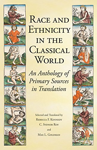 Race and Ethnicity in the Classical World: Hackett Publishing Company,