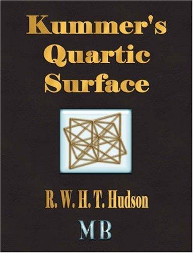 9781603860277: Kummer's Quartic Surface
