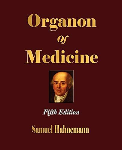 9781603861731: Organon of Medicine - Fifth Edition