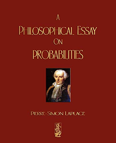 a philosophical essay on probabilities dover books  9781603861809 a philosophical essay on probabilities