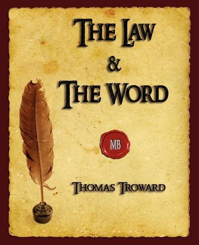 9781603861960: The Law And The Word