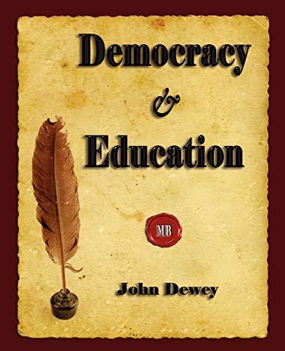 9781603862028: Democracy & Education