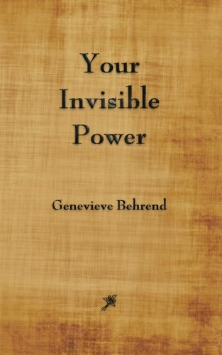 9781603865135: Your Invisible Power