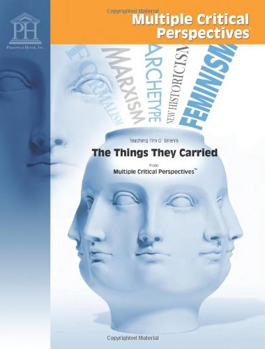 9781603891639: The Things They Carried - Multiple Critical Perspectives