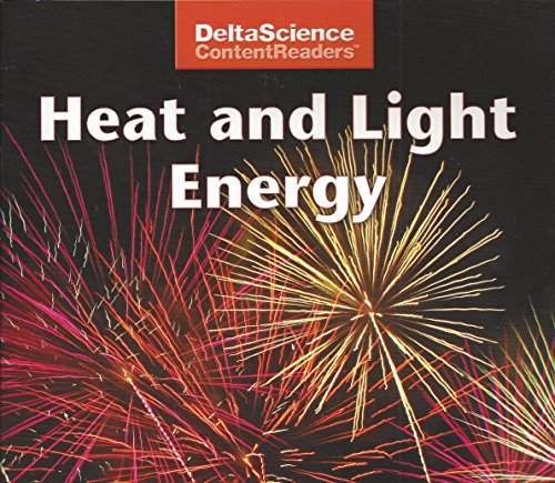 9781603953474: Heat and Light Energy Red Edition