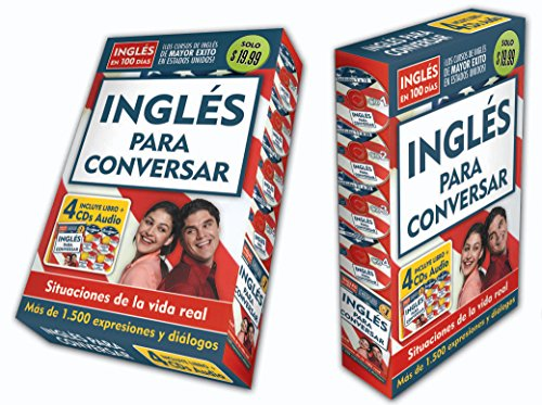 9781603962162: Ingles para conversar (Libro +4CDs) / Conversational English (Ingles En 100 Dias) (Spanish Edition)