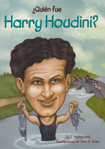 9781603964302: Quien fue Harry Houdini? / Who Was Harry Houdini? (Quien Fue...?/ Who Was...?) (Spanish Edition)