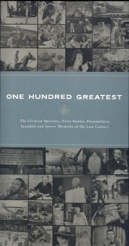 One Hundred Greatest: Various
