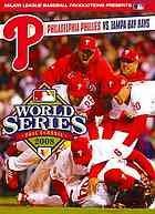 9781603991452: Philadelphia Phillies vs Tampa Bay Rays World Series 2008 DVD