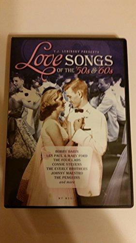 9781603991797: T.J. Lubinsky Presents Love Songs of the '50s & '60s